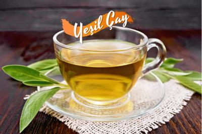 Yeşil çayın faydaları, yeşil çay zayıflatır mı