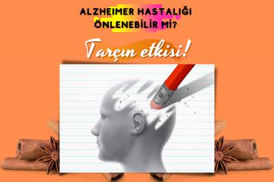 Alzheimer hastalığı nedir? Alzheimer hastalığı önlenebilir mi? Alzheimer hastalığına tarçının etkisi